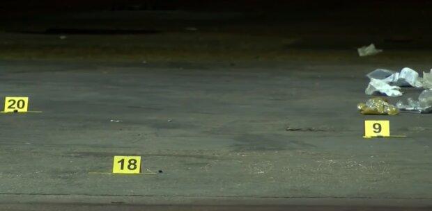 Місце вбивства  Трейфорда Пеллеріна, скріншот відео