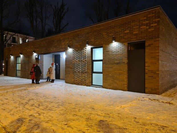 """Локдаун заставил хмельнитчан """"танцевать"""" на морозе: """"Туалет не работает"""""""