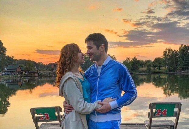 Наталія Денисенко та Андрій Фединчик, фото з Instagram