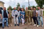 Зеленського хочуть забрати до армії: чи готовий слуга народу змінити булаву на берці