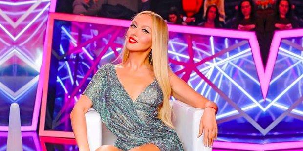 """Полякова вперше показала """"робочого"""" чоловіка: """"Я така щаслива з тобою"""""""