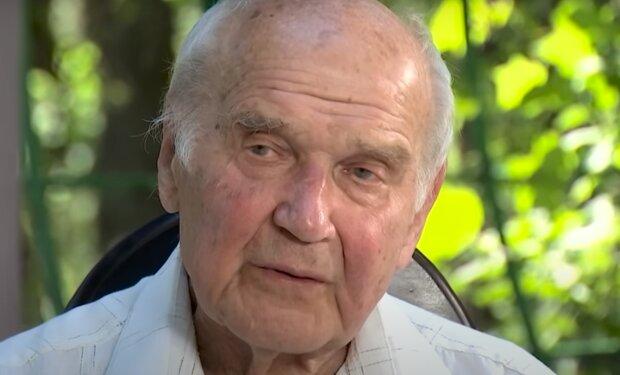 Легендарному физику со Львовщины 95 - друга Патона поздравляет вся Украина