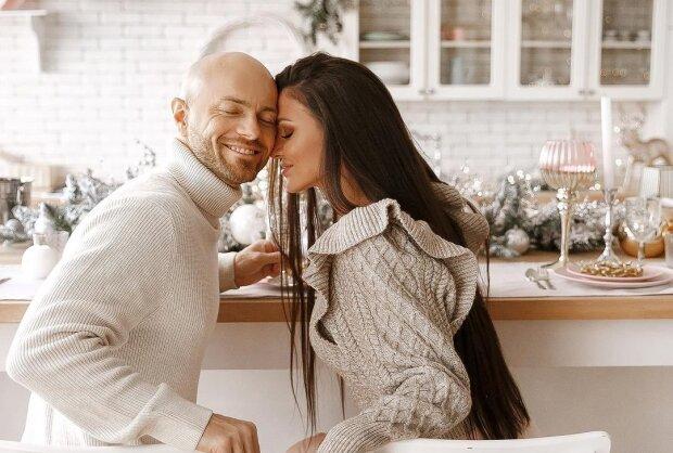 Влад Яма с женой Лилианой, фото с Instagram