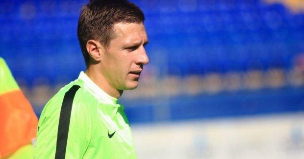 Квартиру известного футболиста обнесли в центре Киева