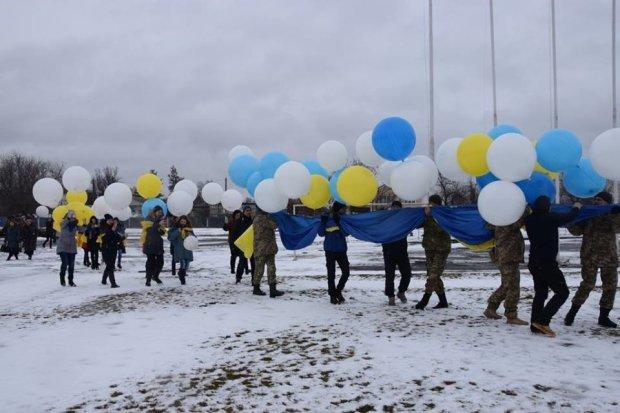 Донецьк передав патріотичний привіт вільній Україні: фото
