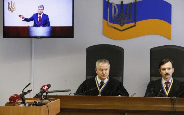 Справа держзради Януковича: опубліковано головні тези допиту Порошенко