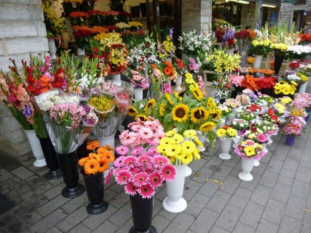 магазин квітів, фото Pxhere