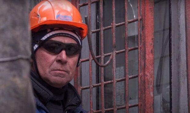 Газпром, Скрин, видео YouTube