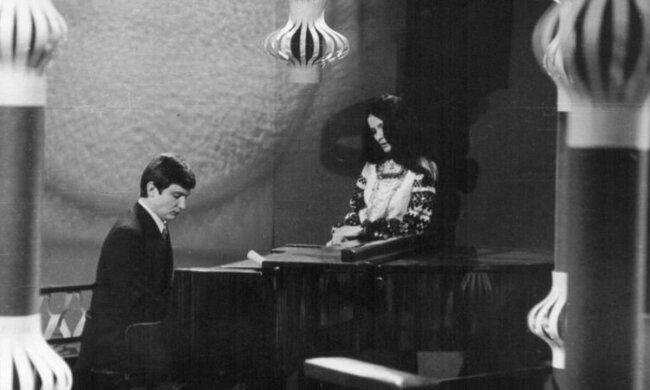 Фото з архіву музею Володимира Івасюка в Чернівцях