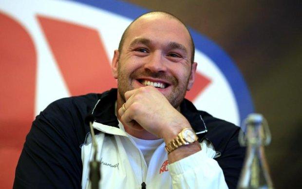 Ф'юрі: Реальний чемпіон світу в суперважкій вазі - я