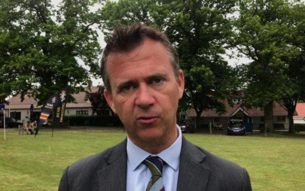 В Украину пожаловал важный британский чиновник