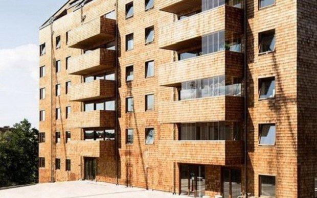 Повернутися до витоків: у Москві з'являться дерев'яні багатоповерхівки