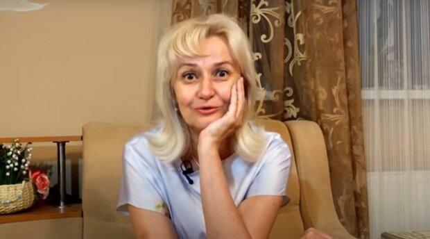 Ірина Фаріон, фото: скріншот з відео
