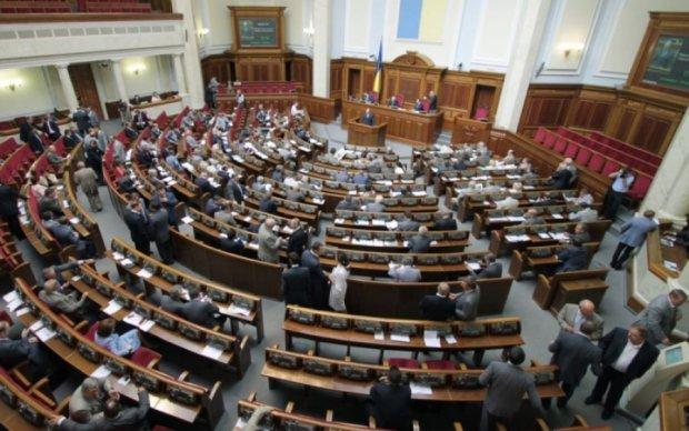 Суд приказал Верховной Раде предоставить информацию о коалиции