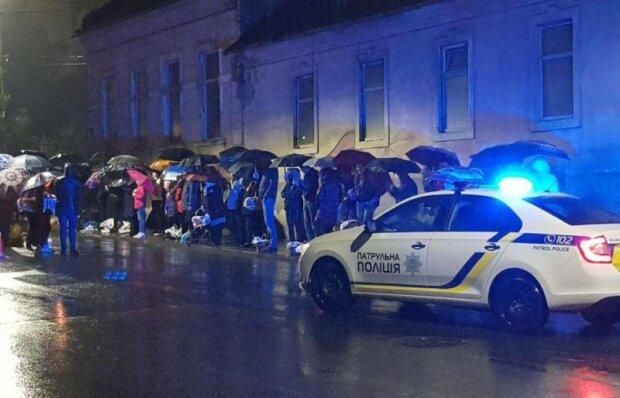 Правоохранители, фото Патрульная полиция