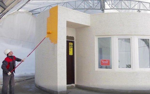 Уже не миф, а реальность: архитекторы установили дом напечатанный на 3D-принтере