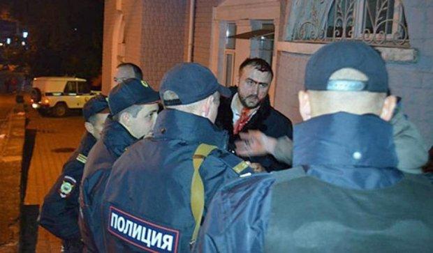 Компанія кримчан побила водія з Донецька за «зухвалість» (фото)