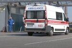 Карета швидкої допомоги, фото: кадр з відео