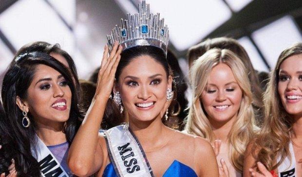 """На """"Мисс Вселенная"""" ошиблись с победительницей (фото, видео)"""