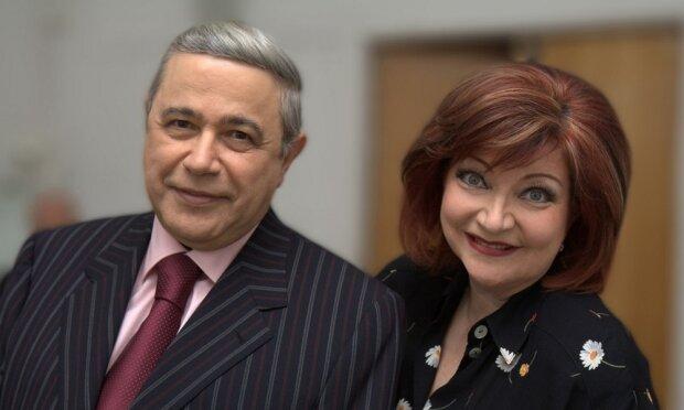 Петросян и его экс-жена, фото - VistaNews