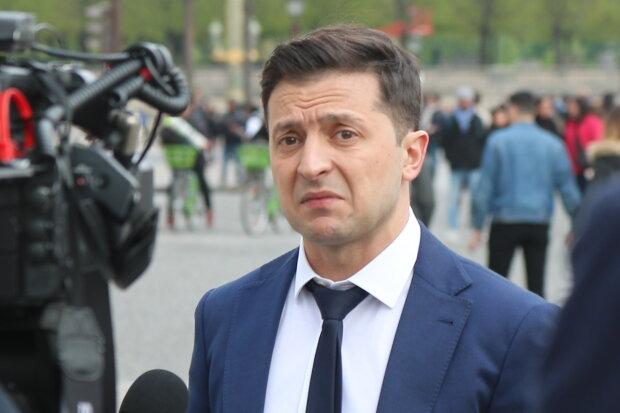 Володимир Зеленський, Белсат