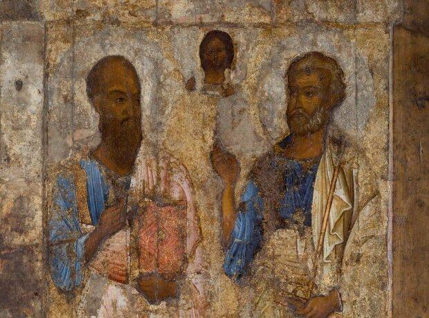 Ікона апостолів Петра і Павла. Середина XI століття