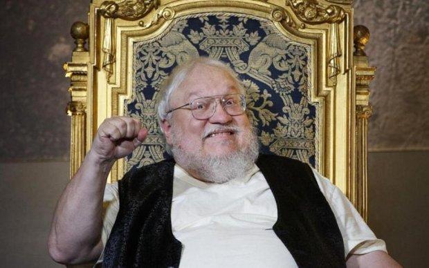 """Батько """"Гри престолів"""" анонсував нову книгу, але фанатам це не сподобається"""