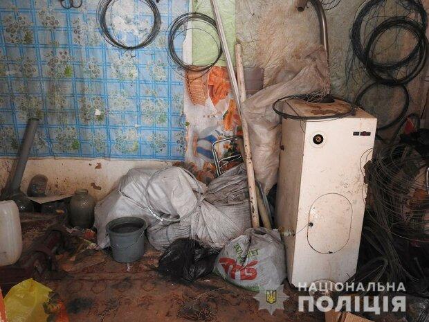 5-місячна дитина замерзла на смерть, фото: Нацполіція