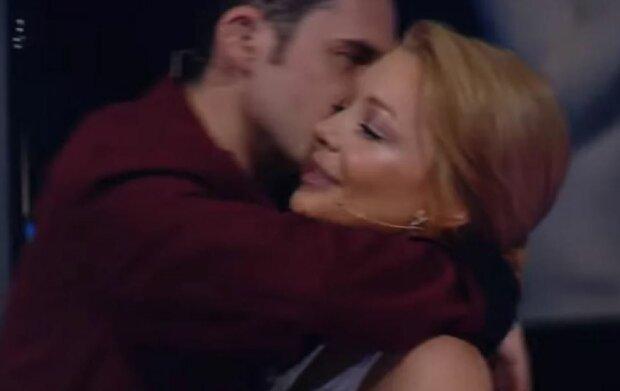 Дан Балан и Тина Кароль, скриншот: YouTube