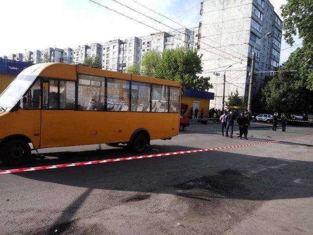 """У Дніпрі маршрутник збив пенсіонерку: сама """"вляглася під колеса"""" - ні краплі совісті"""