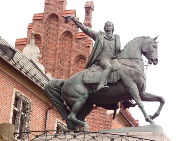 пам'ятник Тадеушу Костюшці