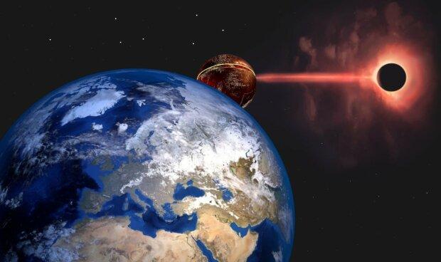 Красноглазая принцесса Нибиру: уникальный ребенок пришел на Землю со страшным предупреждением, спастись не удастся