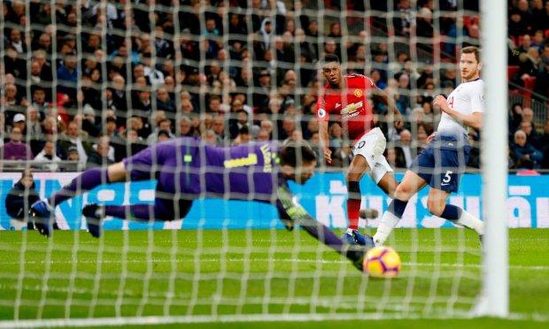 Манчестер Юнайтед с Сульшером победил в шестом матче подряд