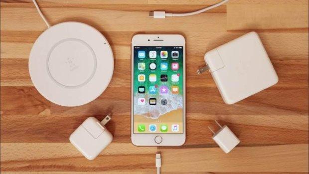 iOS 12 дозволить моментально зарядити iPhone