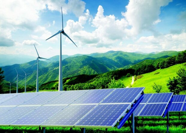 Зеленая энергетика, фото inventure