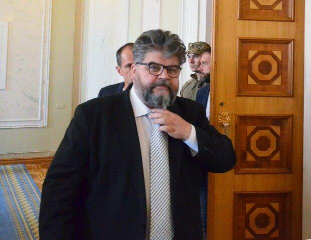 """Яременко вибачився за повію та неподобство в Раді, """"Рябошапка"""" змусив: """"Одним словом, мудак. Визнаю"""""""