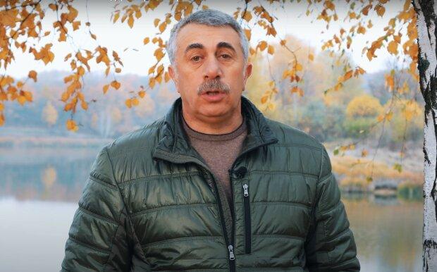 Доктор Комаровский, скриншот из видео