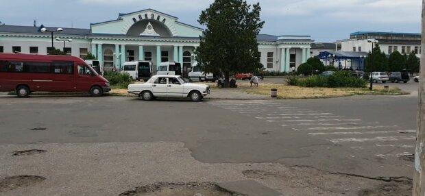 """Под Запорожьем быдло-таксист сделал приятно Путину: """"Бандеровцы!"""""""
