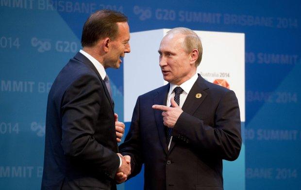 Путін назвав причини анексії Криму і конфлікту на Донбасі