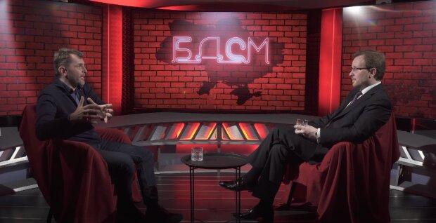 Андрій Семидідько, скріншот відео