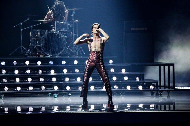 Давид Даміано, фото: Eurovision