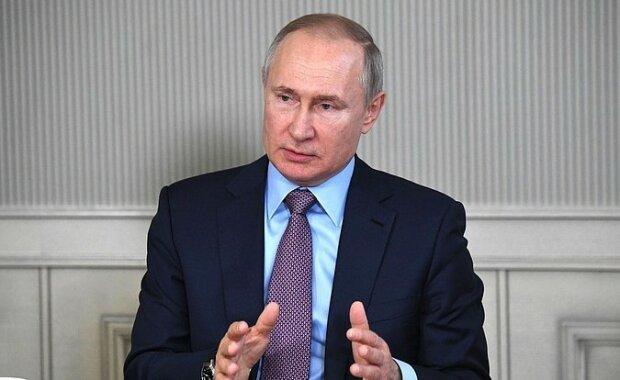 Володимир Путін, фото: сайт президента РФ