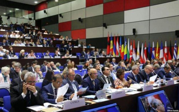 ОБСЄ прийняла жорстку резолюцію щодо Криму