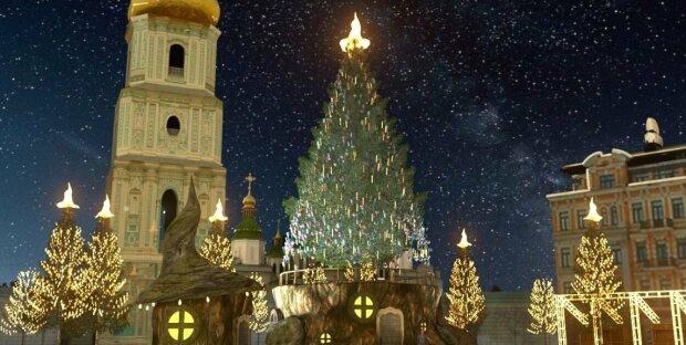 """Новорічна ялинка зніме капелюх після протестів киян і церкви: """"Нечиста сила сховає свято?"""""""