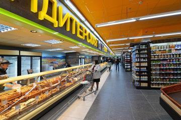 Вбивство покупця в супермаркеті Харкова потрапило на відео