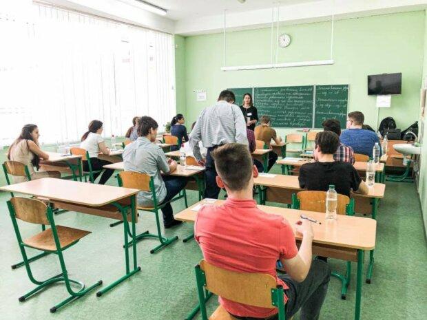 ВНО на 200: на Закарпатье учительница показала школьникам достойный мастер-класс