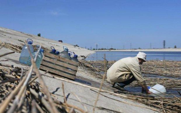 Это катастрофа: в Крыму не осталось пресной воды