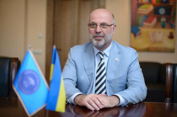 Президента ВОО АНУ Григола Катамадзе включено в состав Коллегии Государственной налоговой службы Украины