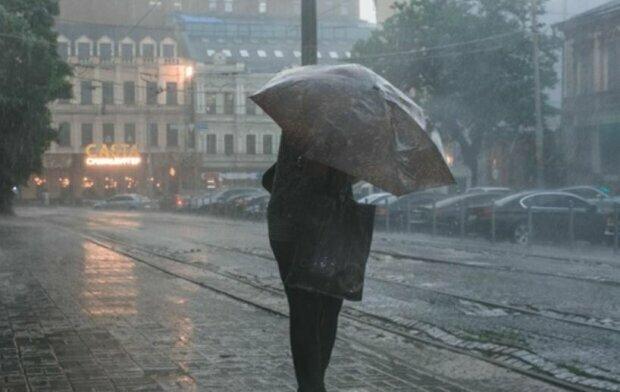 Дощ, фото: kyiv.ukrainianwall