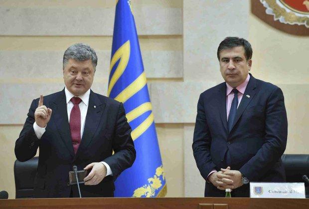 Саакашвілі розкрив підлий план Порошенка: Криму вже не буде